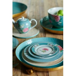 Assiette Plate 21 cm -Pip Studio - Blushing Birds