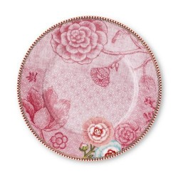 Assiette plate PIP STUDIO-SPRING TO LIFE