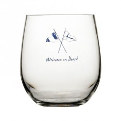 Verre Welcome Board