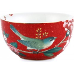 Bol Blushing Birds Rouge 12 cm