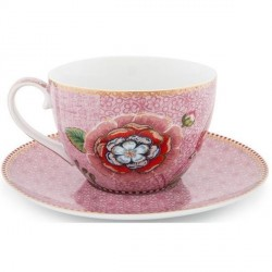 Tasse Cappuccino Spring to Life