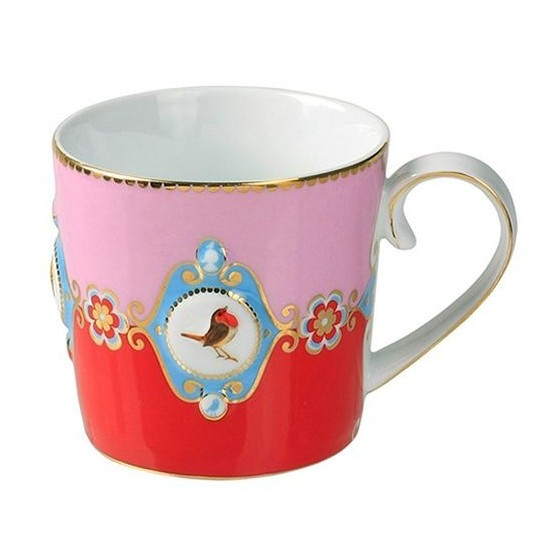 Mug Love Birds 15cl