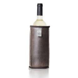 Etui isotherme en cuir pour  bouteille de vin - MARQUE KYWIE