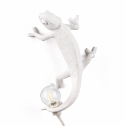 Lampe CAMELEON GOING UP-Applique CAMELEON