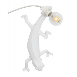 Lampe CAMELEON GOING DOWN/APPLIQUE CAMELEON-SELETTI