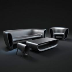 Canapé, Sofa BUM BUM - MARQUE VONDOM
