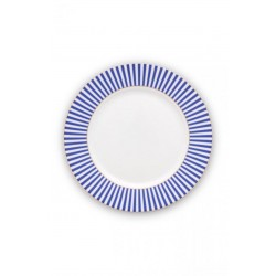 ASSIETTE PLATE PIP STUDIO ROYAL STRIPES COLLECTION