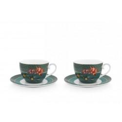 Coffret cadeau de 2 Tasses à Thé Winter Wonderland