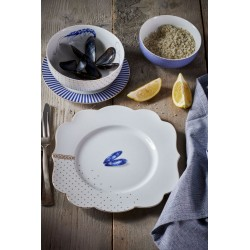 ASSIETTE PLATE PIP STUDIO ROYAL YERSEKE COLLECTION