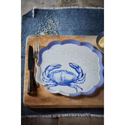PLAT PIP STUDIO COLLECTION ROYAL YERSEKE CRABE