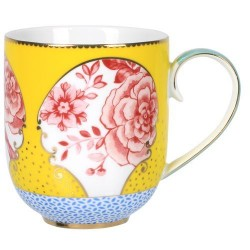MUG ROYAL PIP STUDIO/GRAND MODELE JAUNE