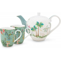 JOLIE PIP STUDIO SET 2 MUG ET THEIERE.