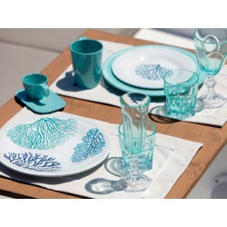 ASSIETTE A DESSERT MARINE BUSINESS SET DE 6