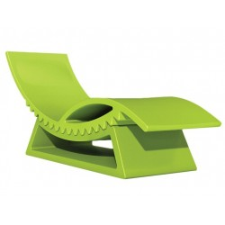 Tic Tac chaise longue slide design