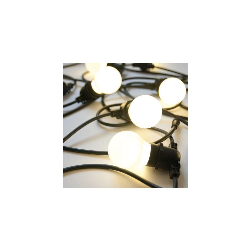 Guirlande lumineuse bella vista marque seletti lampe tendance for Lampe pour exterieur