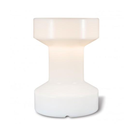 Tabouret stool  lumineux de bloom sur batterie