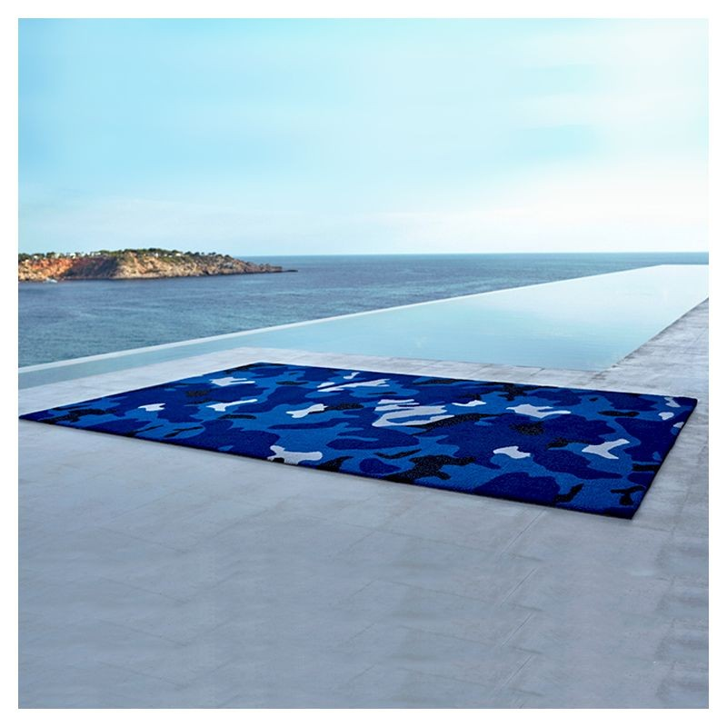 Camo tapis d 39 ext rieur vondom for Tapis exterieur design