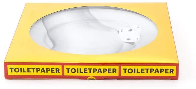 ASSIETTE SELETTI-FESSE TOILET PAPER