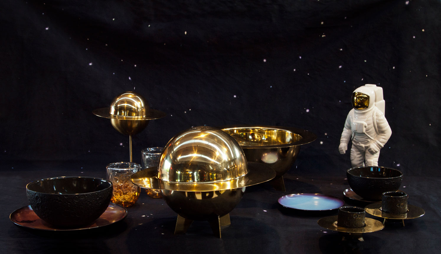 Colection Cosmic diner Seletti
