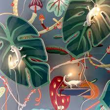 Lampe caméléon seletti