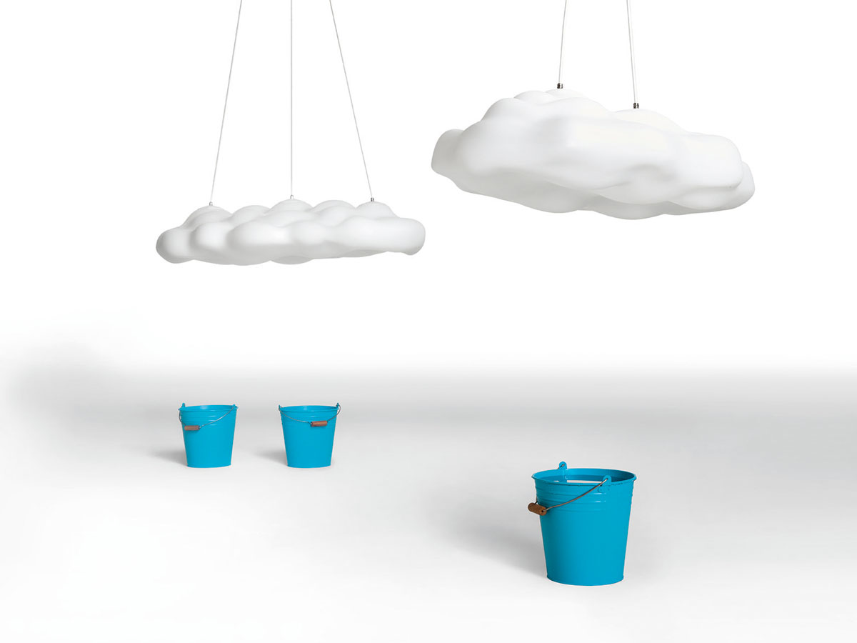 suspension nuage cheap lampe nuage en suspension cloud faire soimme en photos with suspension. Black Bedroom Furniture Sets. Home Design Ideas