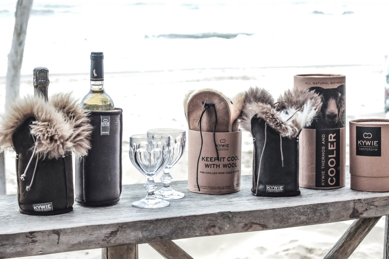 Porte bouteille design-Kywie
