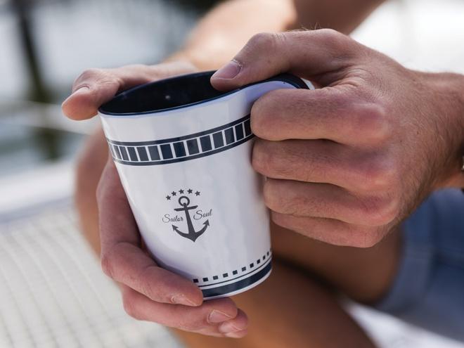 Mug marin - Marine business