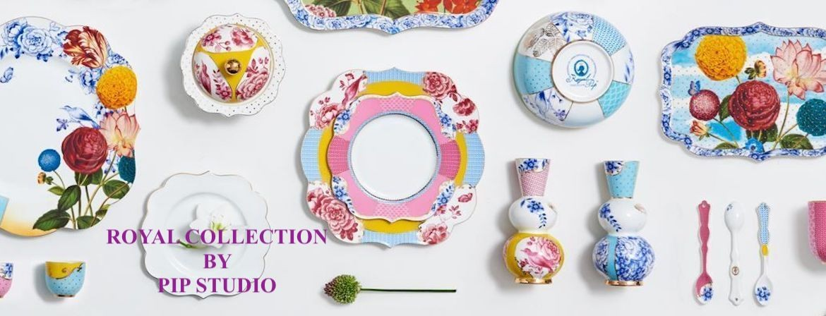 VAISSELLE PIP STUDIO- ROYAL COLLECTION