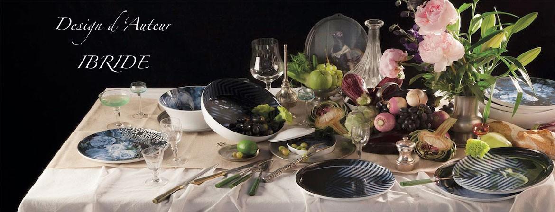 Art de la table-décoration design-Marque IBRIDE DESIGN