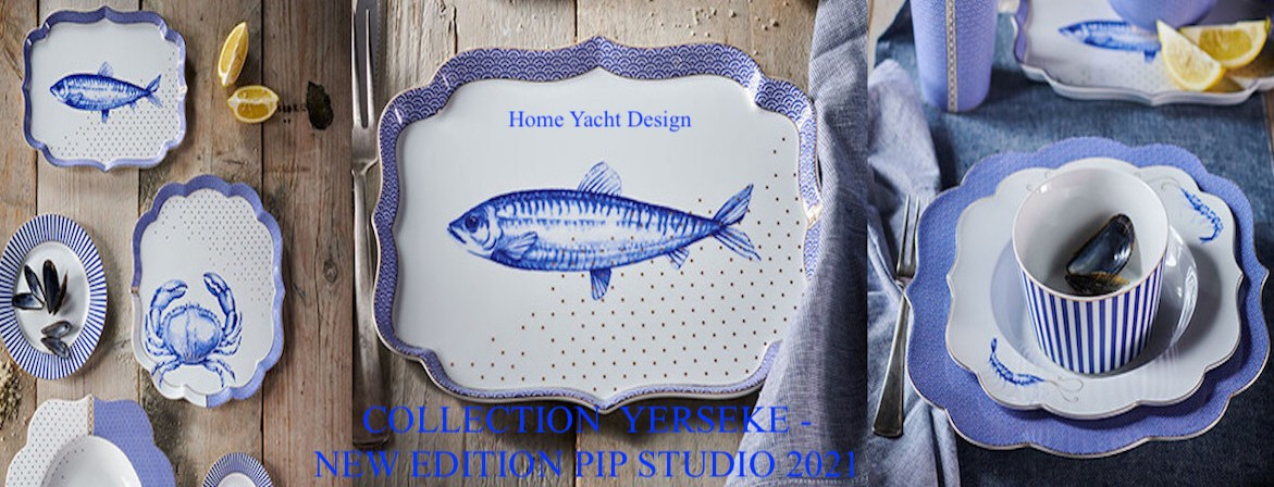 Nouvelle collection de vaisselle PIP STUDIO- YERSEKE COLLECTION